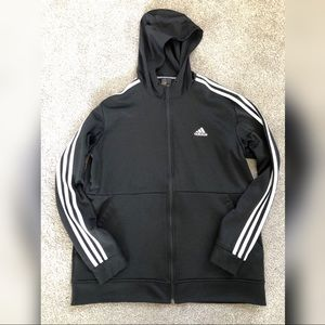 Adidas size L men's thin jacket